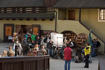 オーストリアとチェコで出会った撮影風景!_b0194208_2192232.jpg