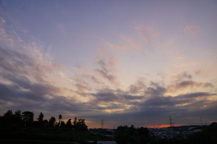 秋寒の日の夕_e0077521_2265565.jpg
