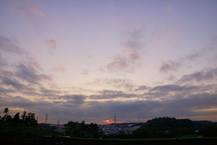 秋寒の日の夕_e0077521_2272310.jpg