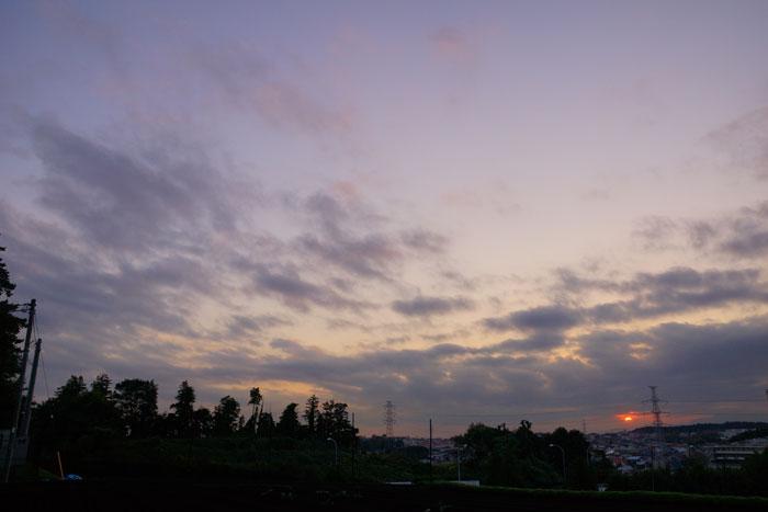 秋寒の日の夕_e0077521_2273112.jpg