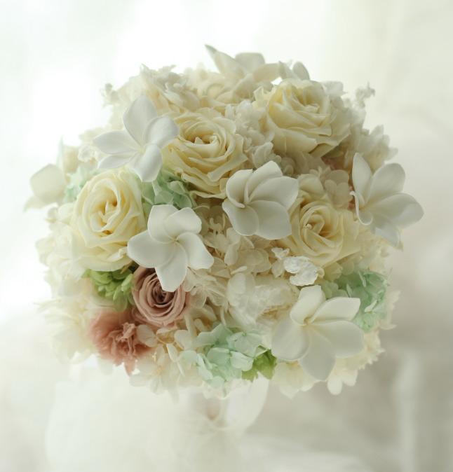 新郎新婦様からのメール 3シェアブーケをご両家へ 軽井沢高原教会様へ_a0042928_19202243.jpg