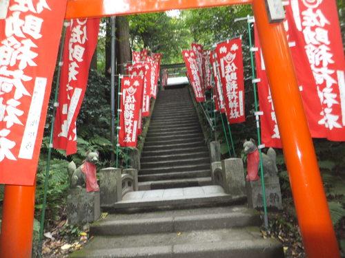 鎌倉散策...ランチは三崎マグロ!_b0137932_19333858.jpg