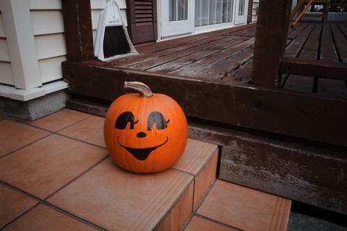 ハローウィンなかぼちゃ。_c0051132_2151222.jpg