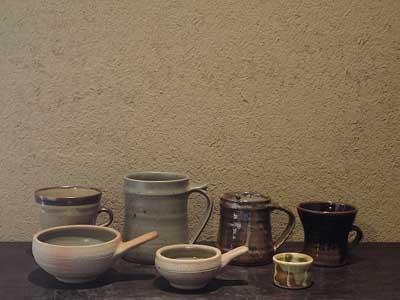 バーナード・リーチ工房作品展2012_b0035734_21142387.jpg