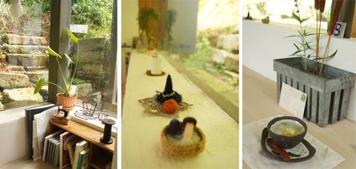 緑の中の雑貨cafe  +Tree B(千葉・市川)+_b0228252_22591842.jpg