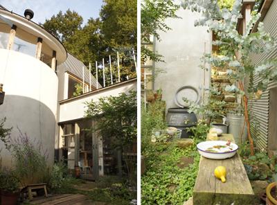 緑の中の雑貨cafe  +Tree B(千葉・市川)+_b0228252_23152887.jpg