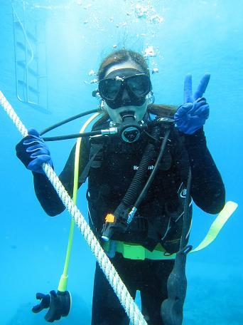 ケラマで体験ダイビング☆_a0156273_19312324.jpg