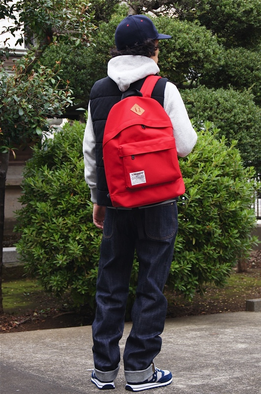 """STANDARD CALIFORNIA\"" CANVAS QUILTED VEST!!_f0020773_2114144.jpg"
