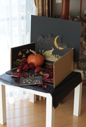 octobre lesson   Trick or Treat_f0127281_233948.jpg