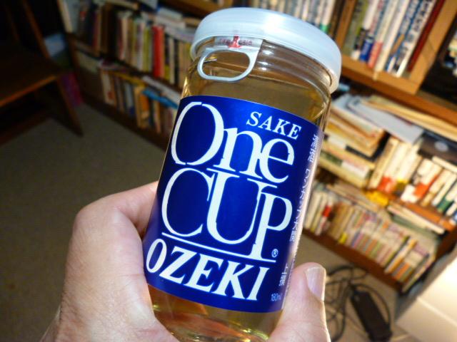 仏壇の「ワンカップ大関」を飲むの巻_c0061686_614243.jpg