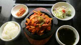 韓国料理。_d0178587_1171847.jpg