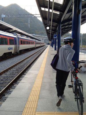 韓国自転車旅  二日目_a0210091_811171.jpg