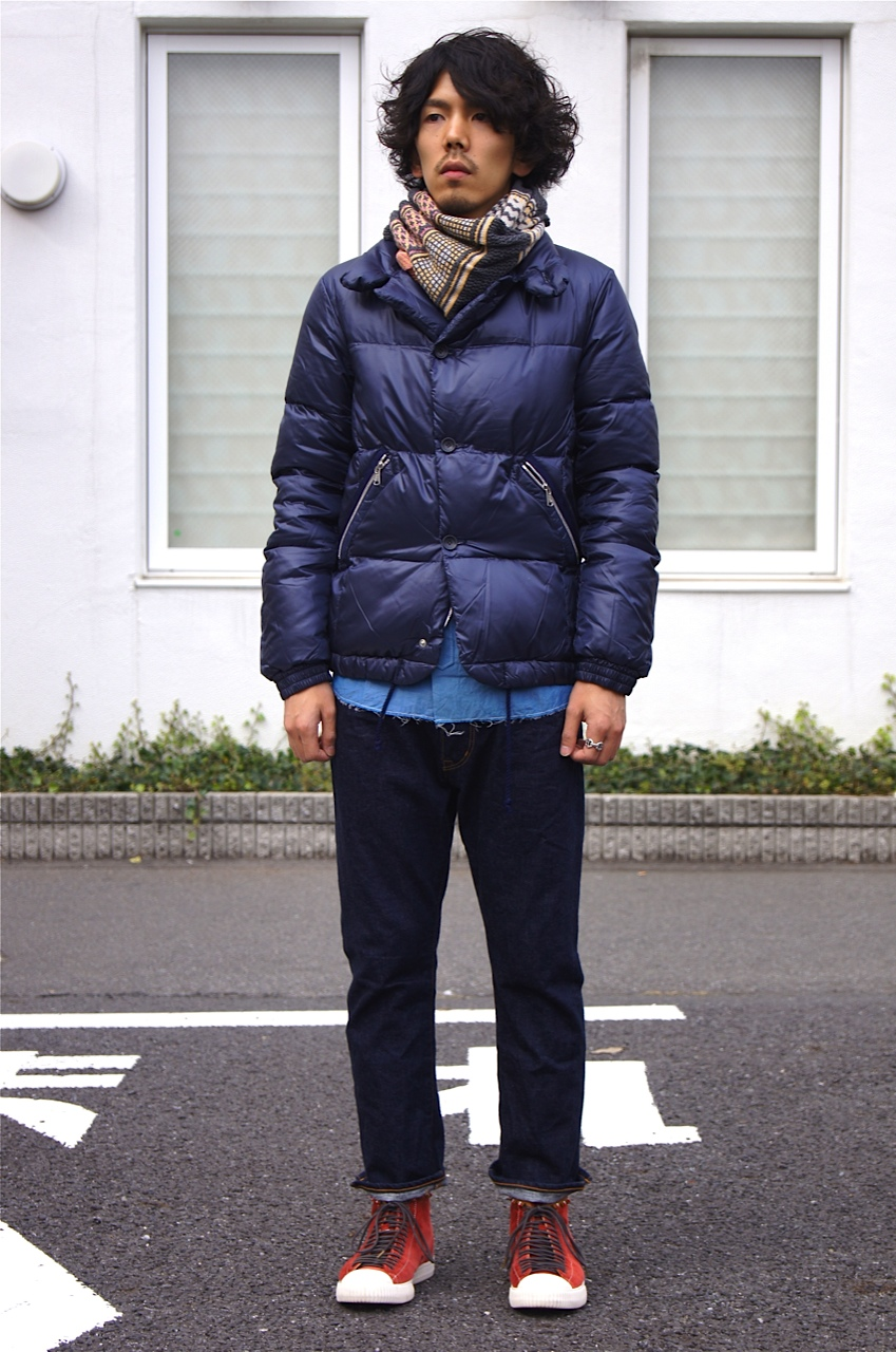 """nonnative\"" DOWN JACKET style vol.2_c0079892_2162014.jpg"