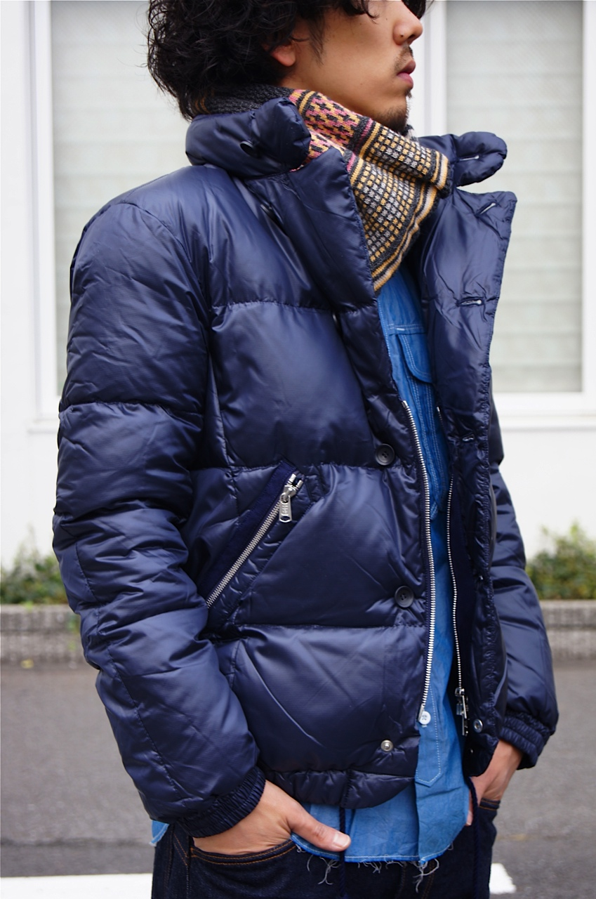 """nonnative\"" DOWN JACKET style vol.2_c0079892_217157.jpg"