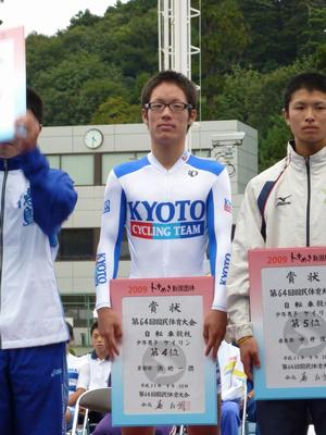 インカレ30連覇達成!日本大学自転車競技部メンバーをフルサポート!_c0003493_14372733.jpg