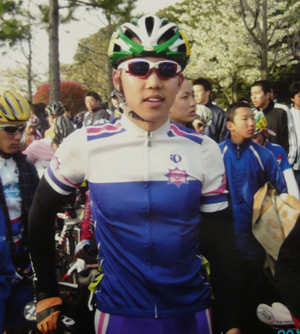 インカレ30連覇達成!日本大学自転車競技部メンバーをフルサポート!_c0003493_14422048.jpg