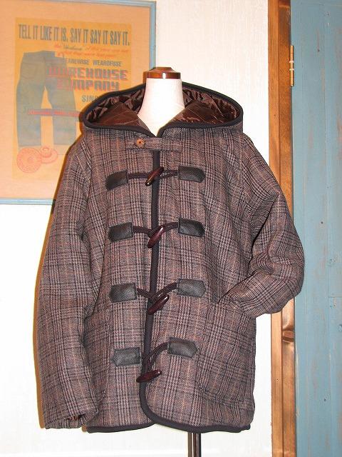 ◆ Duffel Coat & Vest ◆_c0078202_1034349.jpg