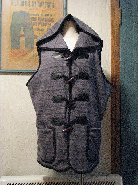 ◆ Duffel Coat & Vest ◆_c0078202_1042711.jpg