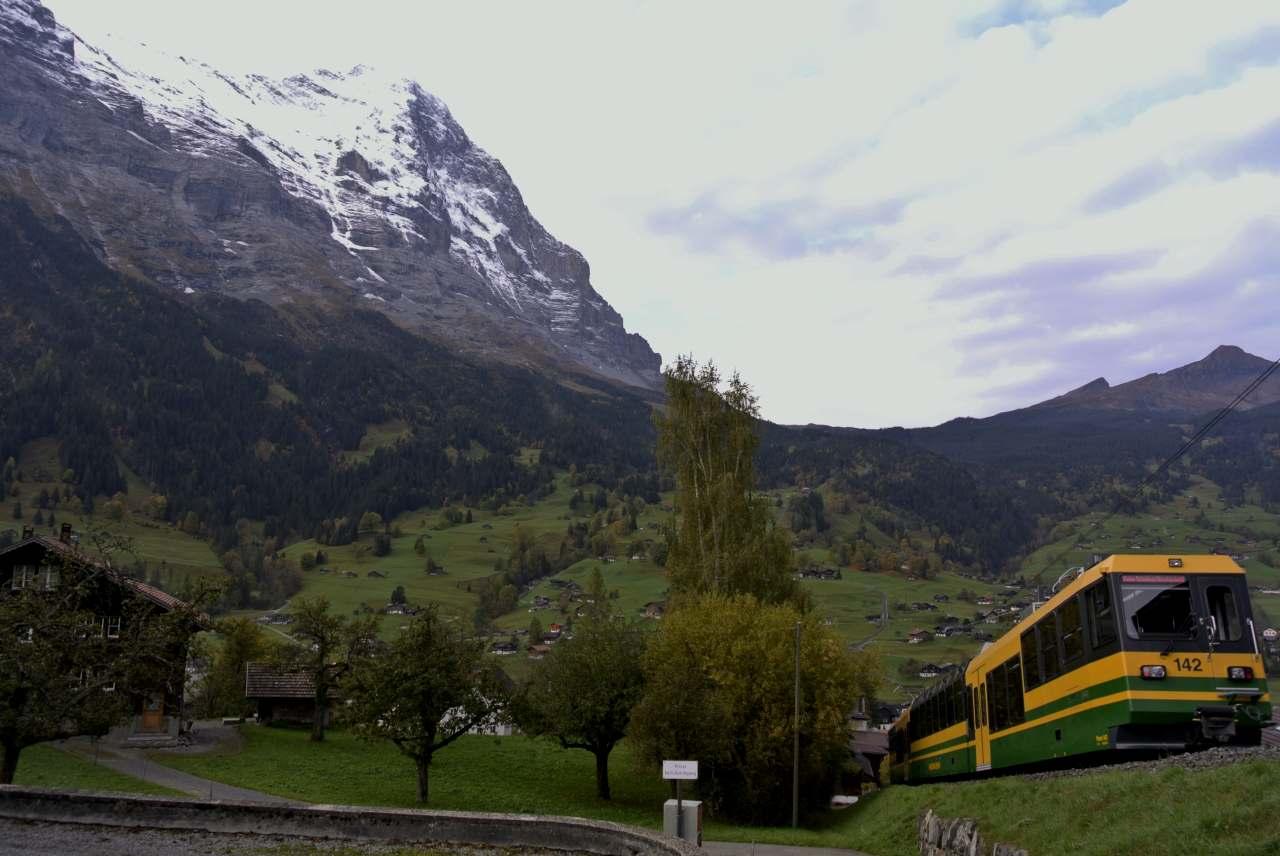 スイス紀行6:アイガーの村、グリンデルワルト_a0148206_20184863.jpg