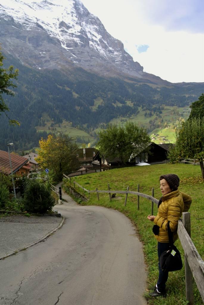 スイス紀行6:アイガーの村、グリンデルワルト_a0148206_20235015.jpg