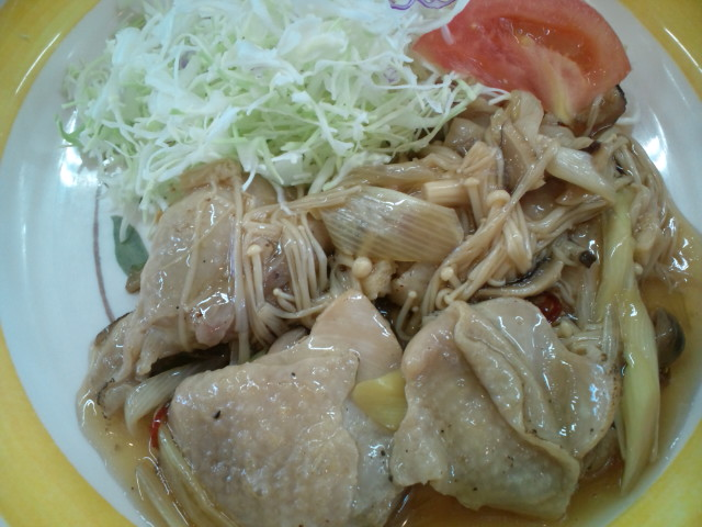 今日の昼食@会社Vol.204_b0042308_12451654.jpg