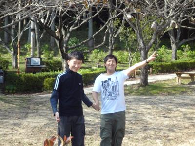 松阪森林公園と五桂池ふるさと村へ~!_a0154110_1652172.jpg