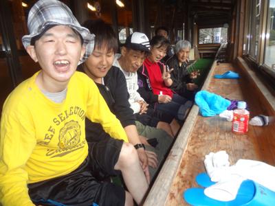 松阪森林公園と五桂池ふるさと村へ~!_a0154110_1653761.jpg