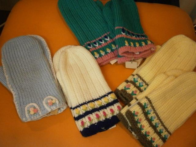 手袋など♪_e0199317_22193660.jpg