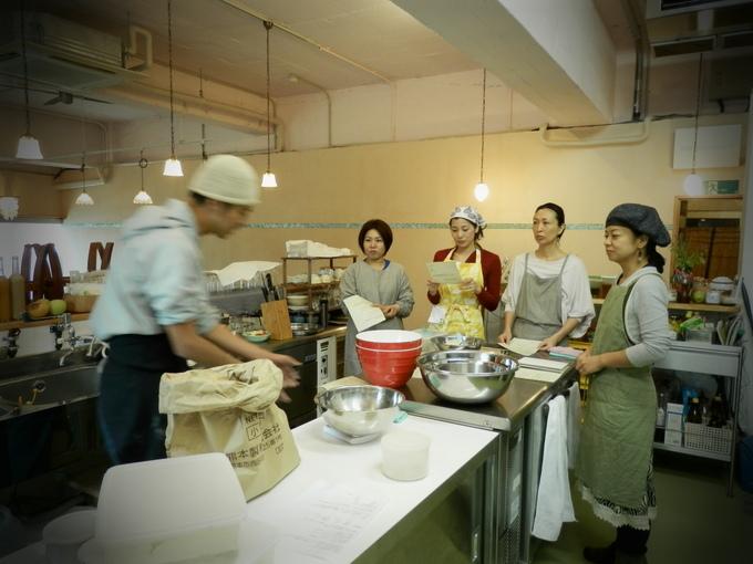 第1回「天然酵母パン」料理教室★_a0125419_1859451.jpg