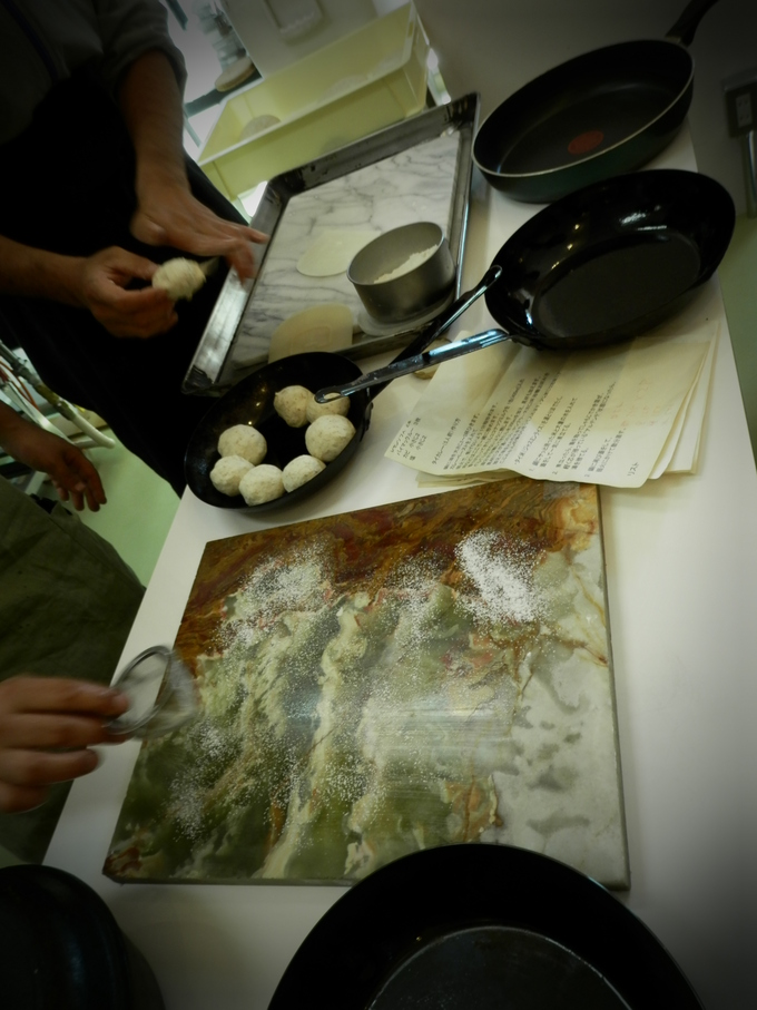 第1回「天然酵母パン」料理教室★_a0125419_1912582.jpg
