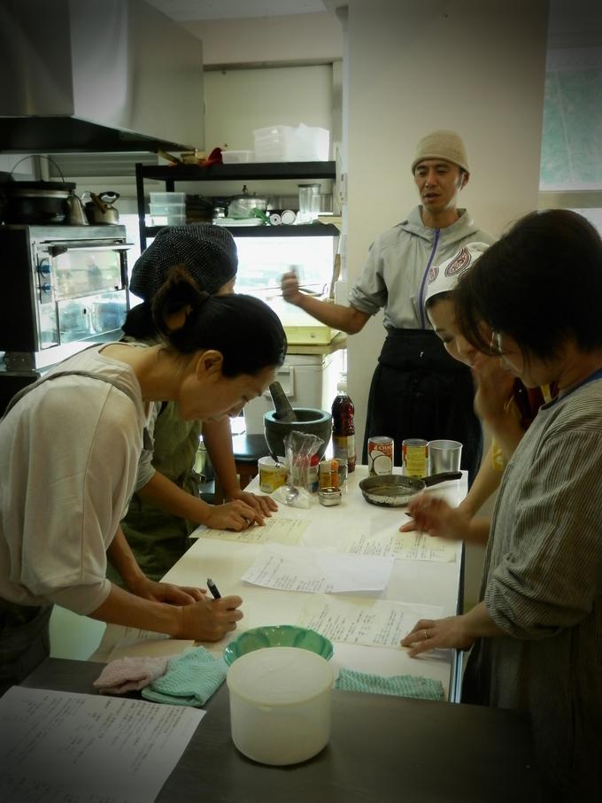 第1回「天然酵母パン」料理教室★_a0125419_193191.jpg
