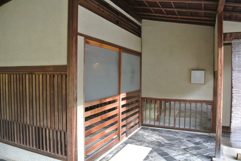 2012.10 京都 Vol.11 ウェスティン都ホテル京都 裏山お散歩_e0219520_1535335.jpg