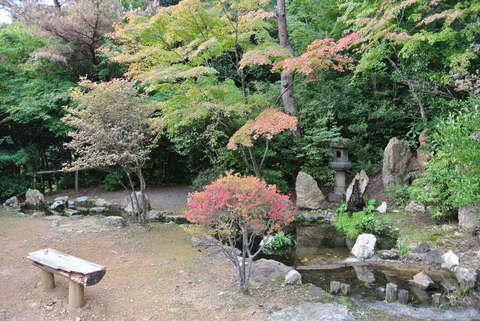 2012.10 京都 Vol.11 ウェスティン都ホテル京都 裏山お散歩_e0219520_1550655.jpg