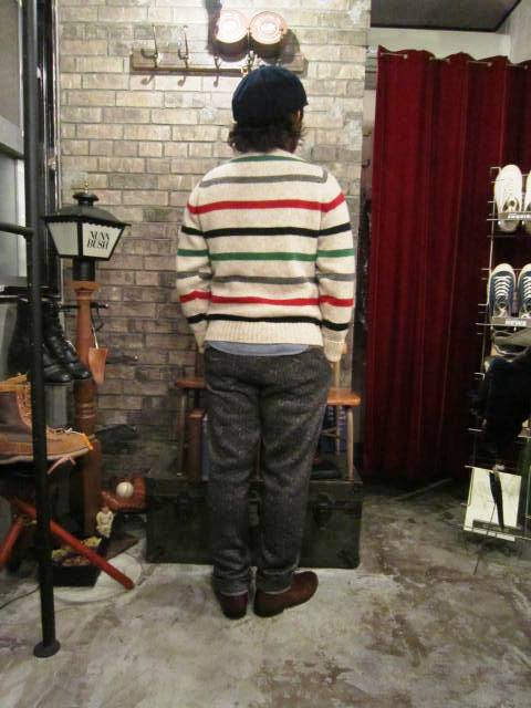 """NORMAN TULLOCH\"" MULTI COLOR STRIPE SWETER ご紹介_f0191324_7541452.jpg"
