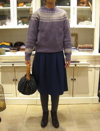 この冬も編みこみニットが着たいですね。_c0227633_2226483.jpg