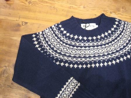 この冬も編みこみニットが着たいですね。_c0227633_2228990.jpg