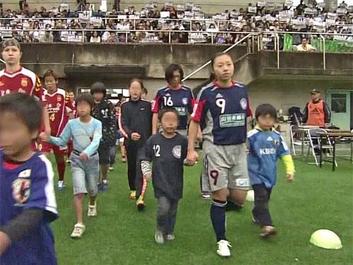 なでしこリーグ2012観戦!岡山湯郷Belle VS INAC神戸!!_d0156040_11315589.jpg