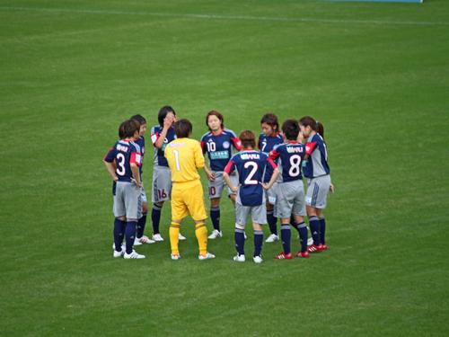 なでしこリーグ2012観戦!岡山湯郷Belle VS INAC神戸!!_d0156040_11365843.jpg
