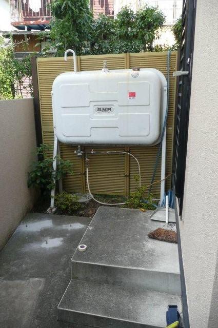 石油式給湯器からコロナ エコキュートへ入替(町田市)_e0207151_1834480.jpg