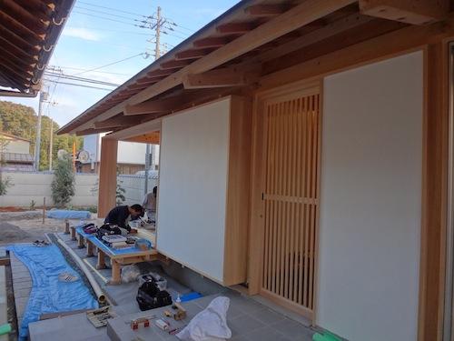 間もなく完成!福知山プロジェクト 6_e0068460_17243350.jpg
