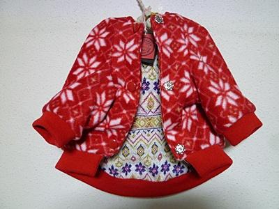 ♪♪さくら♪♪の冬服、リバーシブルのジャンパーです_b0175688_21461795.jpg