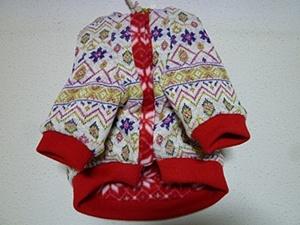 ♪♪さくら♪♪の冬服、リバーシブルのジャンパーです_b0175688_21464225.jpg