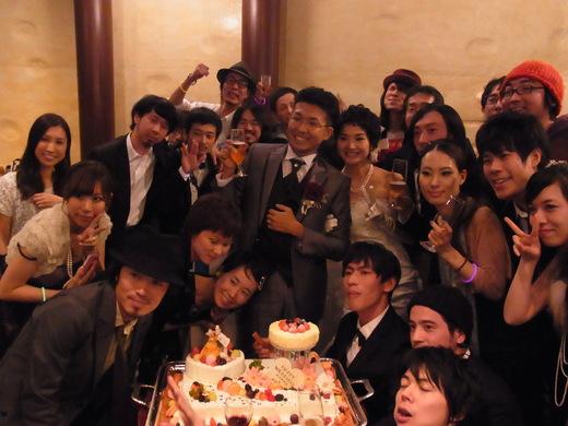 結婚パーティ東京ラウンド_e0204105_2133830.jpg