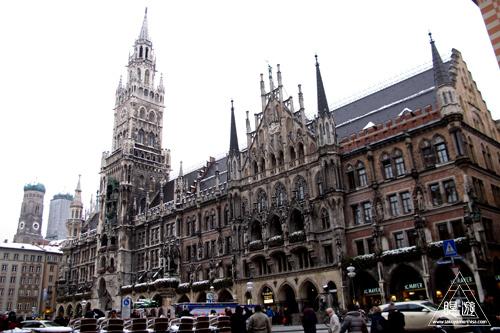 278 Munich ~ミュンヘン市内でマロニー~_c0211532_634523.jpg