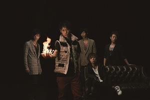 UVERworld、11月28日に7枚目のアルバム「THE ONE」リリース決定!_e0025035_10233385.jpg