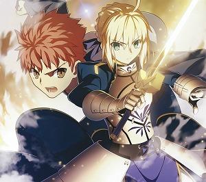 大人気ゲーム「Fate/stay night [Realta Nua]」主題歌earthmind「ARCADIA」_e0025035_1162892.jpg