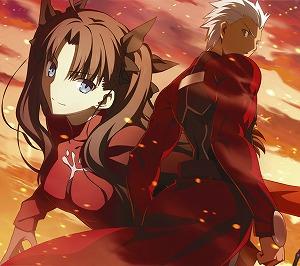大人気ゲーム「Fate/stay night [Realta Nua]」主題歌earthmind「ARCADIA」_e0025035_1164527.jpg
