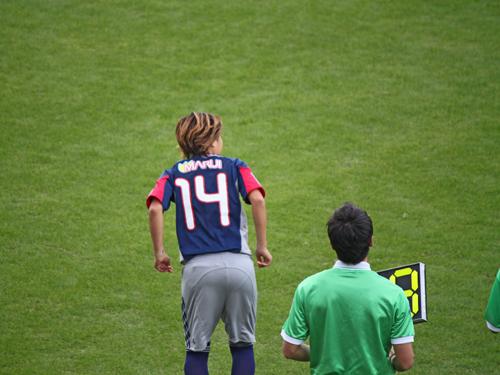 なでしこリーグ2012観戦!岡山湯郷Belle VS INAC神戸!!_d0156040_927153.jpg