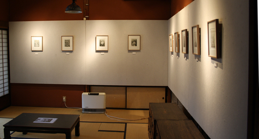 長野順子 銅版画展「日出ずる処より」が始まりました。_d0178448_2223441.jpg