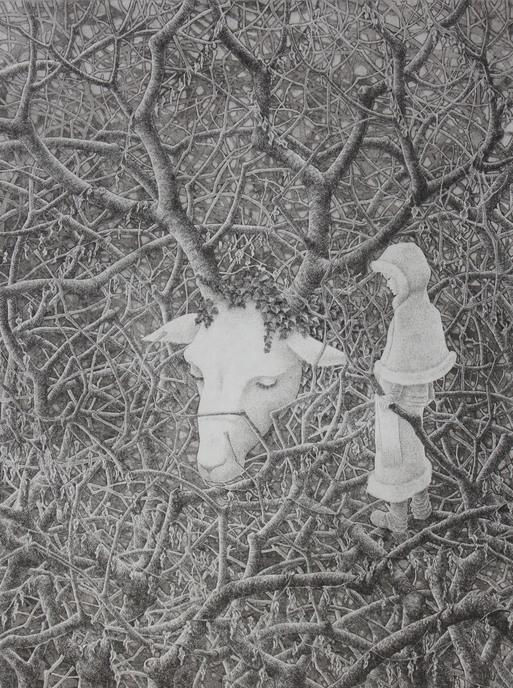 長野順子 銅版画展「日出ずる処より」が始まりました。_d0178448_22251032.jpg